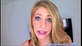 Allie-James-Gives-Head...