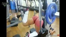 Female Fitness Big Booty...