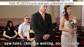 Czech Porn Wedding with...