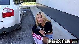 Mofos - Stranded Teens - Shoplifting Rebel Fucks On The Run starring Uma Jolie