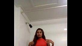 Swathi naidu shows her...