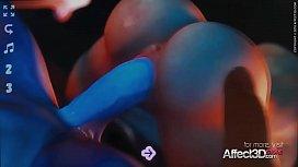 3D animation futa game...