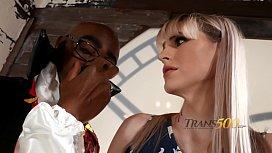TS Lianna Lawson Trapped...