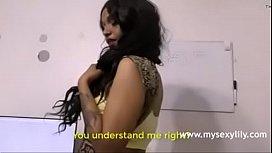 Indian Pornstar Horny Lily...
