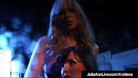 Lesbian Milfs Julia Ann...