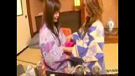 Japanese wives enjoy XXX...