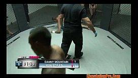 A MMA Fighter Fucks...