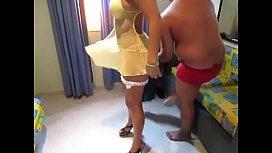 Mulher do corno namorando macho no motel xgrannytube