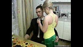 Russian midget...