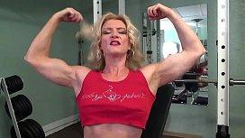 Amanda's Sexy Workout...