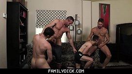 FamilyDick - Horny Daddy's...