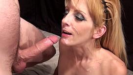 Gina Starr Sucking Cock GinaStarr.xxx
