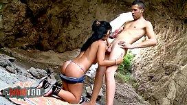 Hot latin Babe Jazmina...