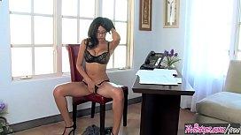 Twistys - Jasmine Foxx starring...