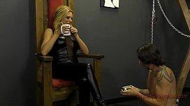 Mistress Briana Banks And...