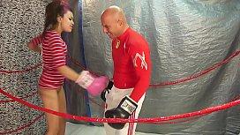 Hazel vs Champ Mixed...