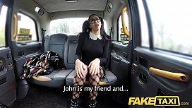 Fake Taxi Spanish beauty...