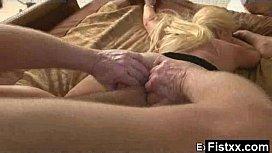 Yummy Titty Fisting Woman...
