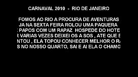 carnaval 2011 menage no rio - Part 01 - amador amateur