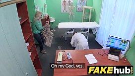 Fake Hospital Big tits...