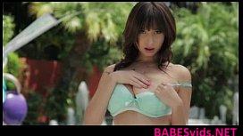 Amazing busty babe Shay...