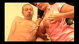 Big breasted nurse...