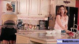 Hot Busty Mommy Ariella...