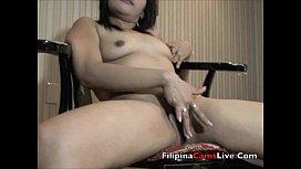 Asian Bar girl from...