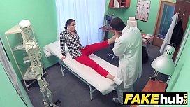 Fake Hospital Doctor prescribes...