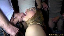 Hot blonde wife Nicole...