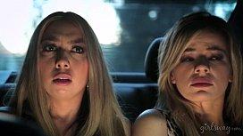 Lesbian mexican gangleader - Adriana...