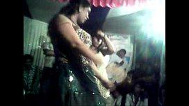 Telugu public exposing dance...