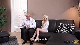 DADDY4K. Horny blondie wants...