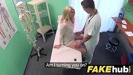 Fake Hospital Dirty doctor...