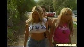 Brittney Skye and Vicky...
