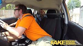 Fake Driving School Horny...