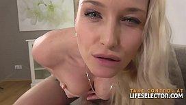 Kathia Nobili - Busty Blonde...