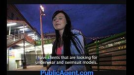 PublicAgent Timea looks great...