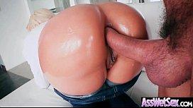 (Luna Star) Big Oiled Butt Girl Love Anal Hardcore Sex clip-18 xxtube