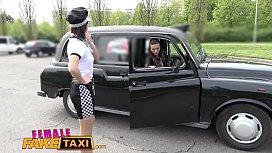 Female Fake Taxi Naughty...
