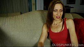 Super sexy old spunker...