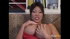 Big titted asian gets...
