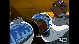 Teen Titans - Jinxed Jink...