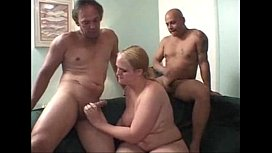Amateur MMF Bisex Threesome...