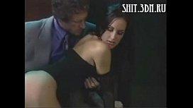Brunette Pornstar Fucks...