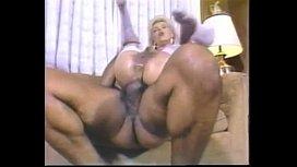 Sesion de sexo anal...