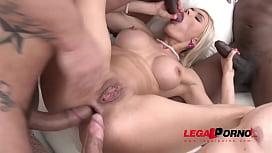 Luxury bitch Kitana Lure Double anal plus ass fucked by guys Balls - WTF! xvıdeo