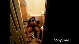 Ebony Hood Ghetto Freak...