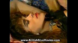 Lee Francis and Melodie Kiss - British Vintage Porn