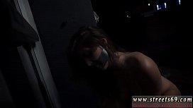 Rough sex slave Smokey-eyed honey, JoJo Kiss is broke and alone
